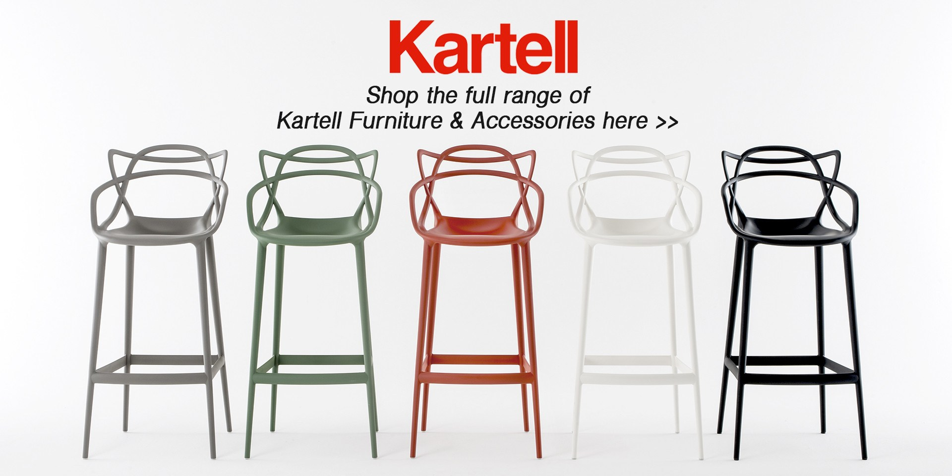 Shop Kartell Now