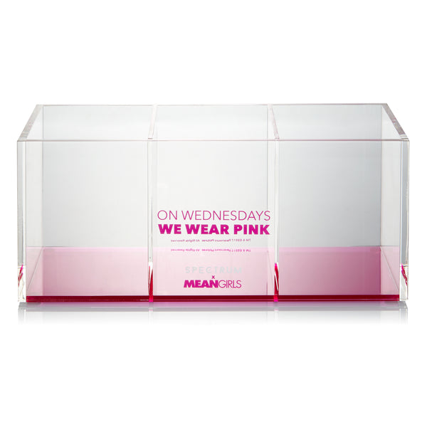 Size Three Acrylic Storage