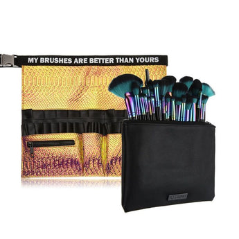 35 PIECE SIREN SET WITH POUCH & BRUSH BELT
