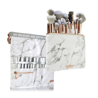 35 Piece Holy Grail Set With Pouch & Brush Belt