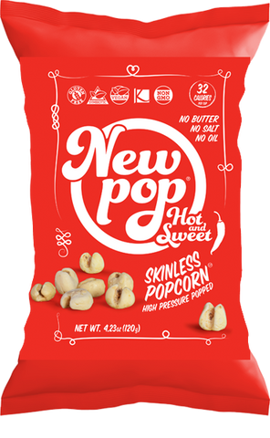 New Pop Hot & Sweet