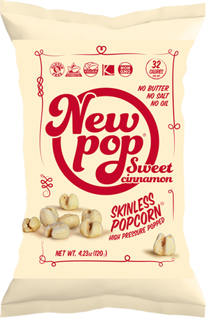 New Pop Sweet Cinnamon