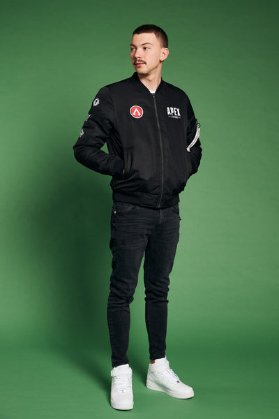 Apex Legends Champion Bomber Jacket