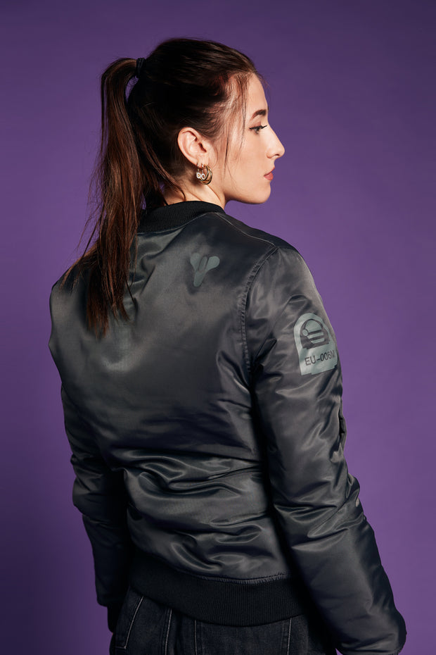 Destiny - Beyond Light Custom Tech Bomber Jacket