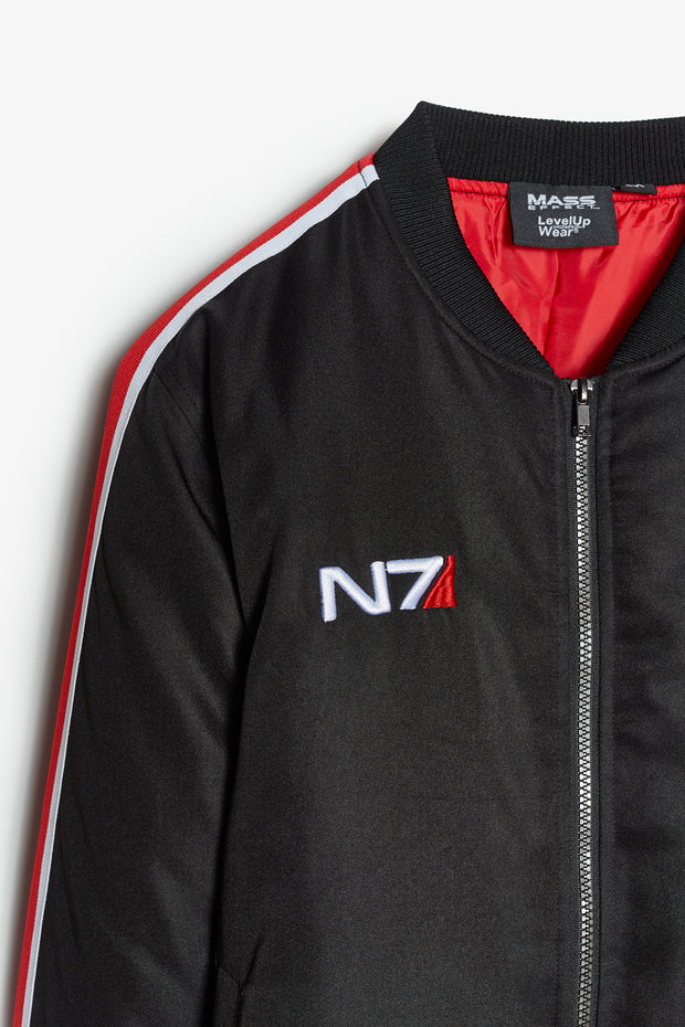 Mass Effect N7 Bomber Jacket