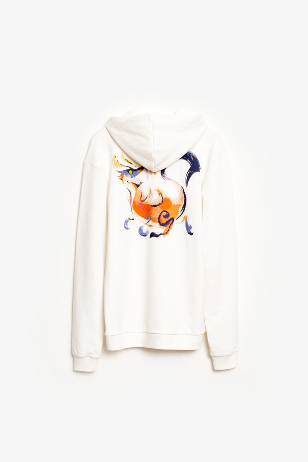 Monster Hunter Rise Great Izuchi Regular Hoodie