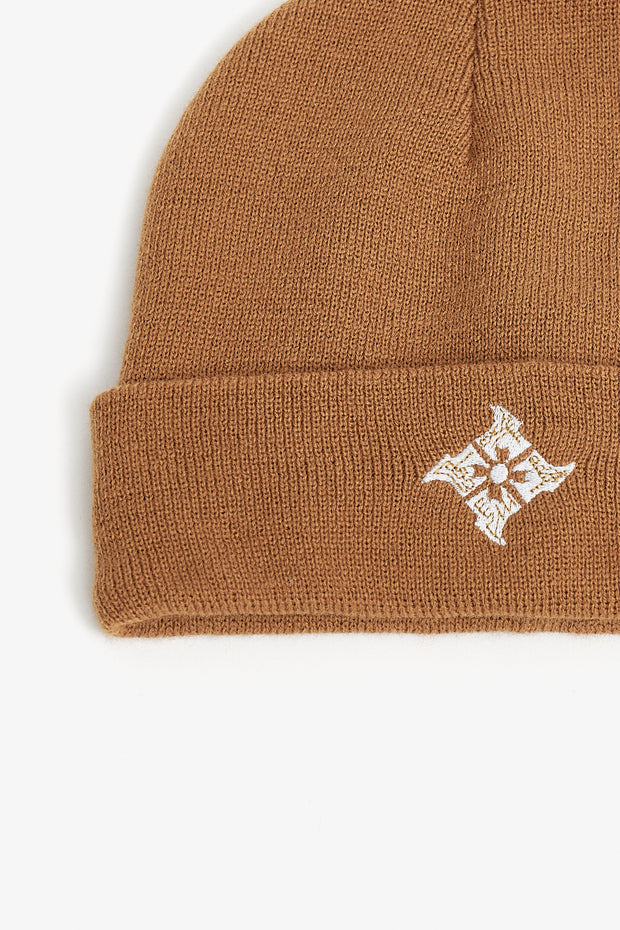 Monster Hunter Rise Kamura Beanie - Sand