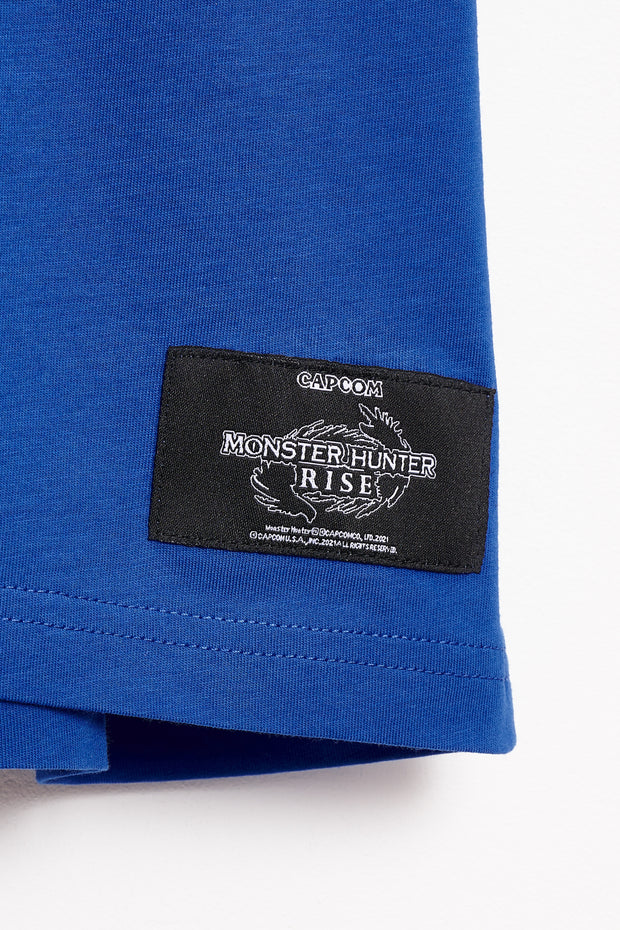 Monster Hunter Rise Felyne Boxy Pocket T-shirt