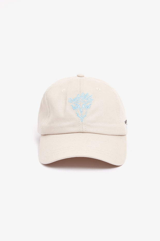 Monster Hunter World Iceborne Icon Light Grey Baseball Cap