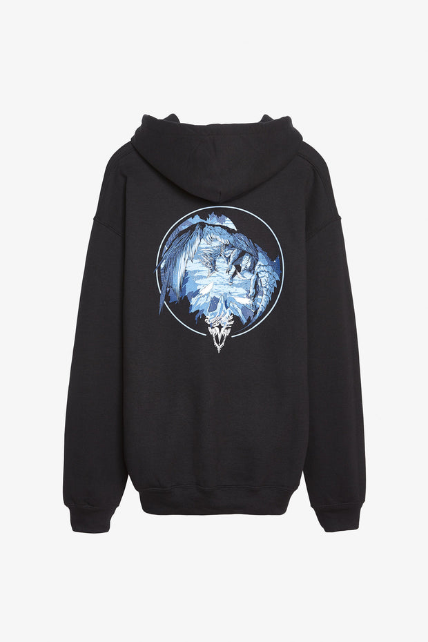 Monster Hunter World Iceborne Pullover Hoodie