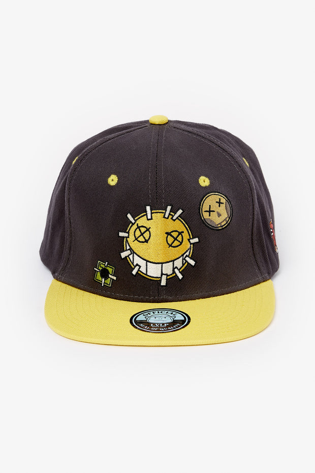 Overwatch Junkrat Patches Snapback