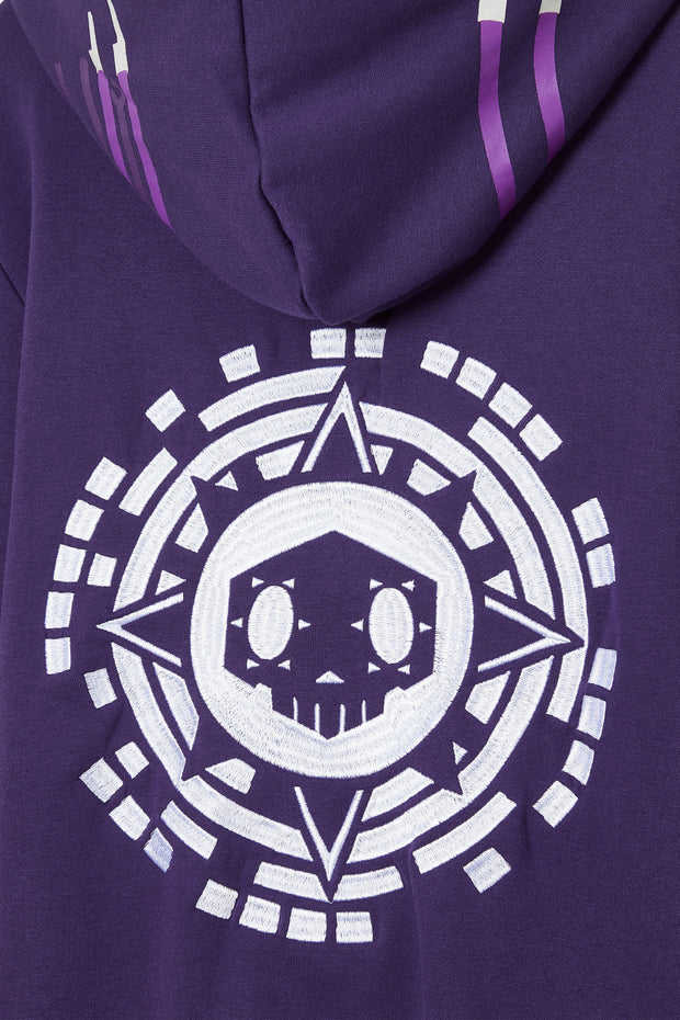 Overwatch Sombra Hero Hoodie Men