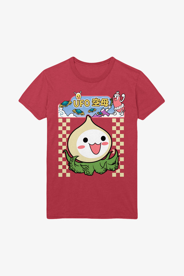 Overwatch Pachimari UFO Catcher T-Shirt