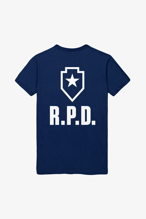 Resident Evil RPD Pocket T-Shirt