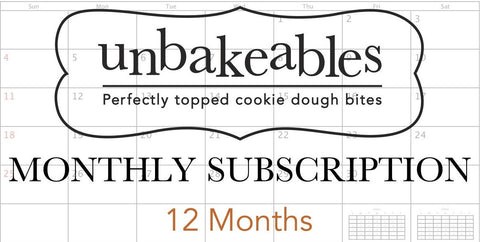 Monthly Subscription-12 Month