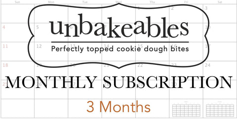 Monthly Subscription-3 Month