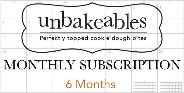 Monthly Subscription-6 Month