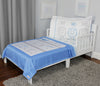 Bah Bah Blue Sheep Bedding Set