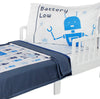 Bedtime Bots Toddler Bedding Set