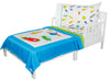 Blast Off Toddler Bedding Set