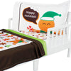 Cozy Cookies Toddler Bedding Set