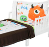 Crazy Critters Toddler Bedding Set