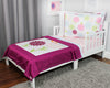 Fairy Flowers Toddler Bedding Set