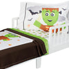 Halloween Frank n' Friends Toddler Bedding Set