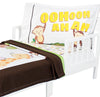 Sweet Safari Toddler Bedding Set