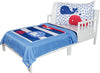 Whale Time Toddler Bedding Set