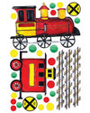 All Aboard Circus Wall Accents