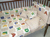 Alphabet Bears Bedding Set