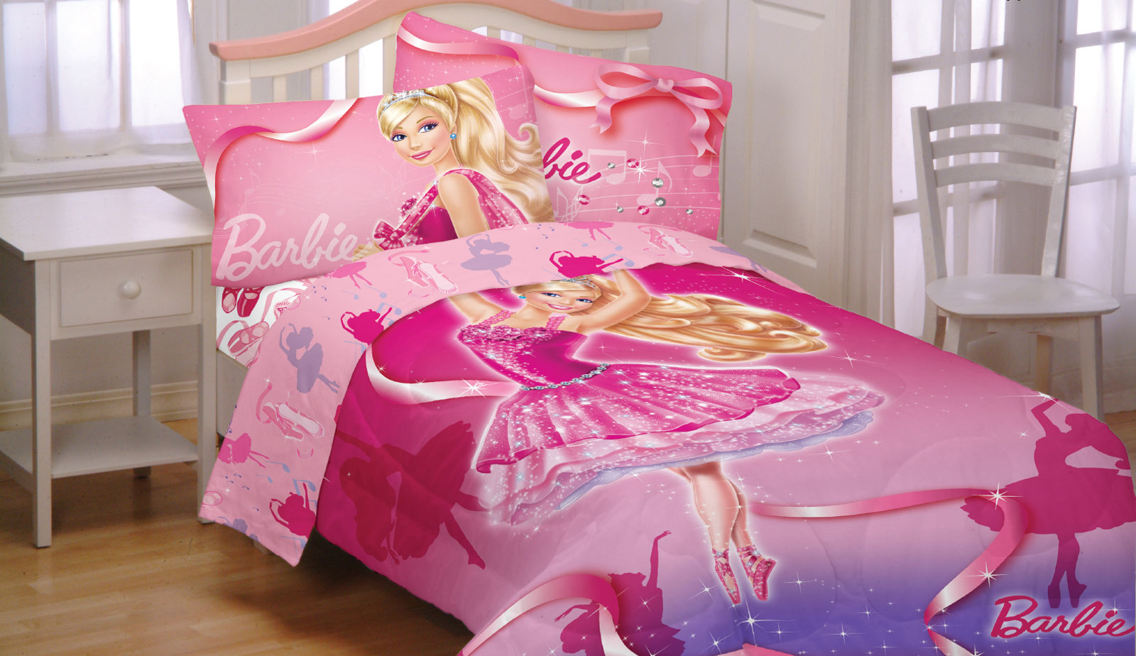 Barbie Ballet Bedroom Collection