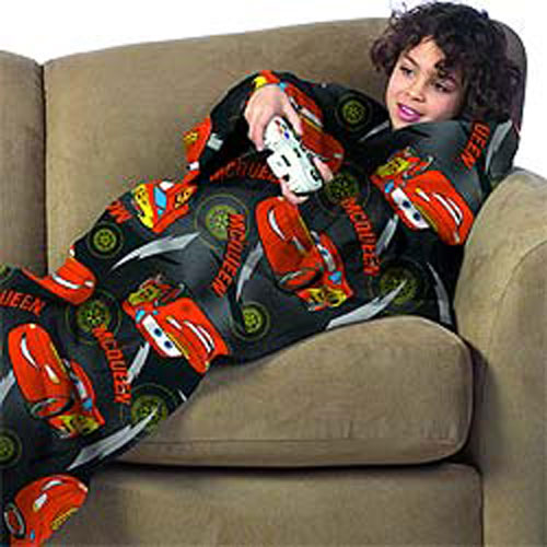 Disney Cars Youth Comfy Throw