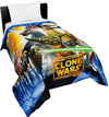 Star Wars Clone Wars Space Bed Comforter