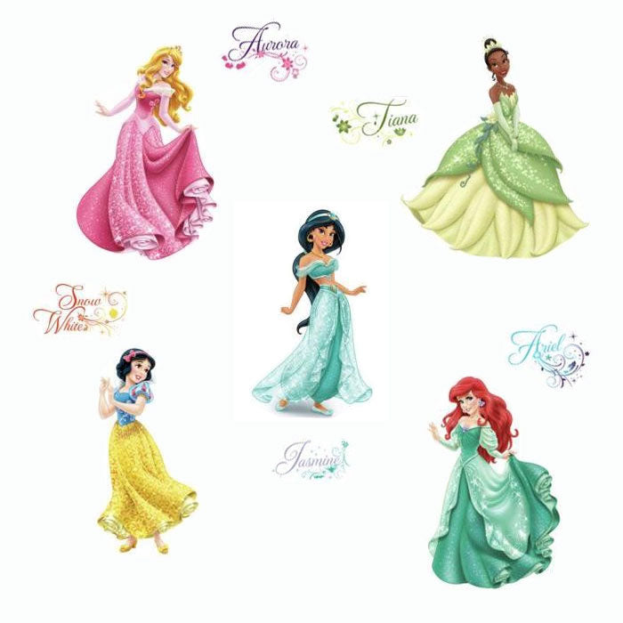 Disney Princesses Room Decor Games