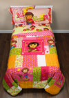 Dora Puppy Bedroom Comforter