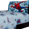 Spiderman Double Trouble Bed Sheet Set