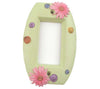 Flower Power Light Switch Plate