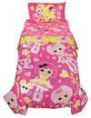 Lalaloopsy Gingham Hearts Bedding Set
