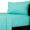 Solid Color Bedding Sheet Sets - Cotton Rich