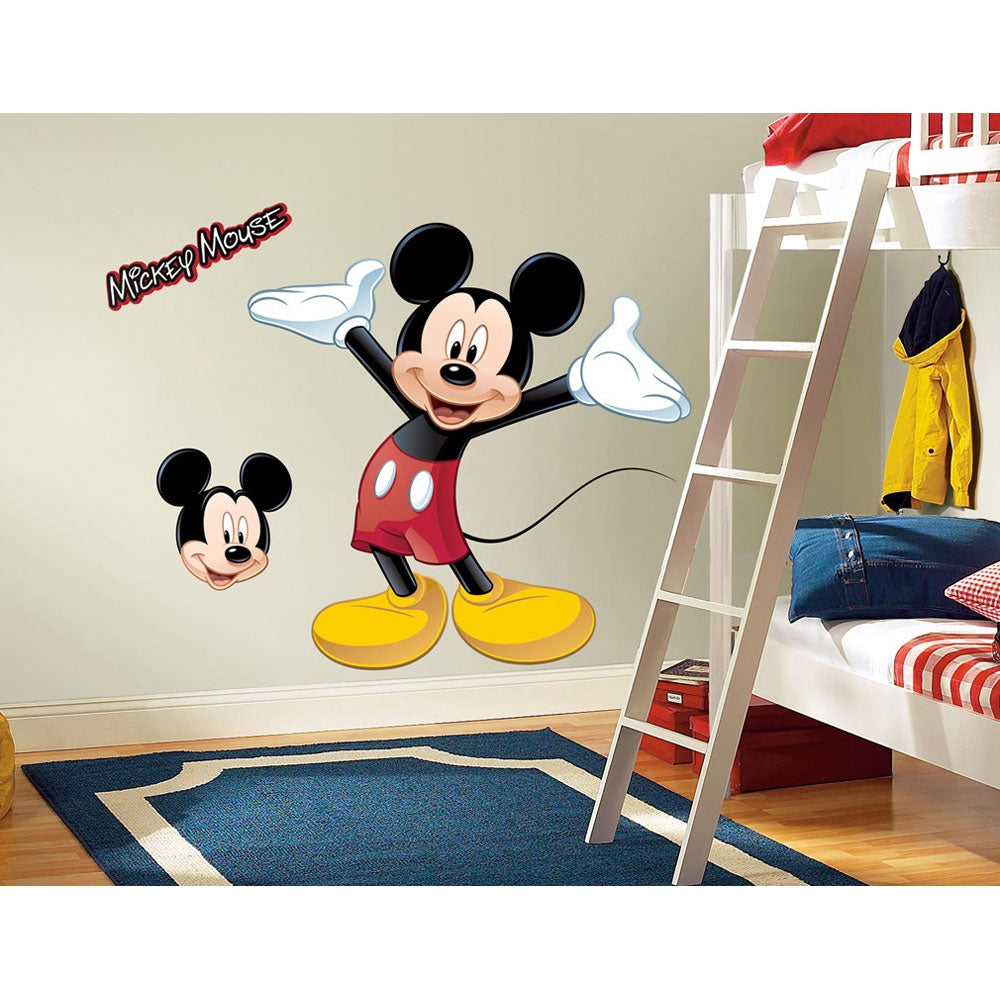 Disney Mickey Mouse Wall Accents Part 46