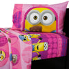 Minions Buddy Buddy Bed Sheet Set