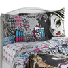Monster High The In Crowd Bed Sheet Set