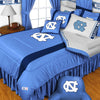 NCAA North Carolina Tar Heels Jersey Bedroom Collection