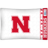NCAA Nebraska Huskers Jersey Bedroom Collection