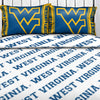 NCAA West Virginia Mountaineers Bed Sheet Set