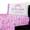 Disney Sofia the First Scrolls Bed Sheet Set