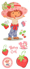 Strawberry Shortcake Berry Cool Wall Accents