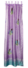 Princess and the Frog Tiana Fairytale Dreams Long Curtains